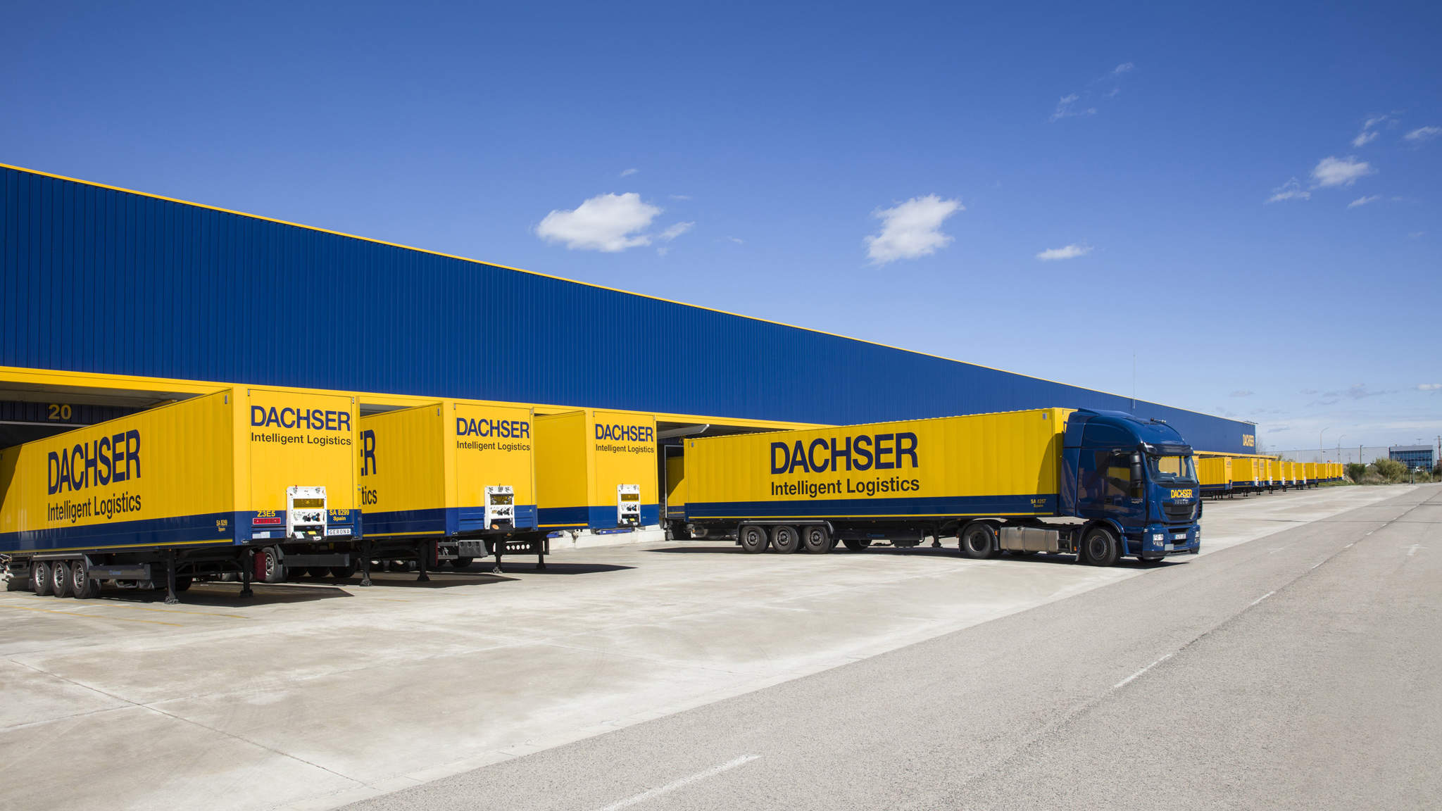 SQAS assessment for DACHSER in Spain